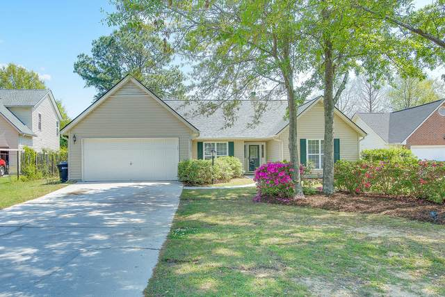 744 Ginglis Way, Mount Pleasant, SC 29464 (#21009861) :: The Cassina Group