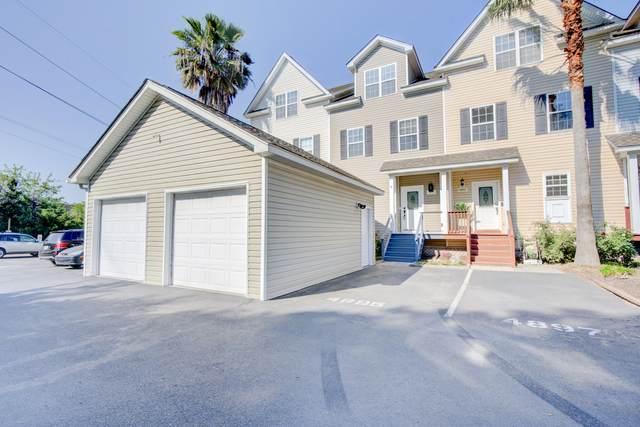 4895 Lake Palmetto Lane, North Charleston, SC 29418 (#21009871) :: Realty ONE Group Coastal
