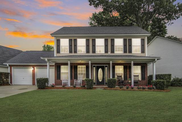 127 Guildford Drive, Goose Creek, SC 29445 (#21009872) :: Realty ONE Group Coastal
