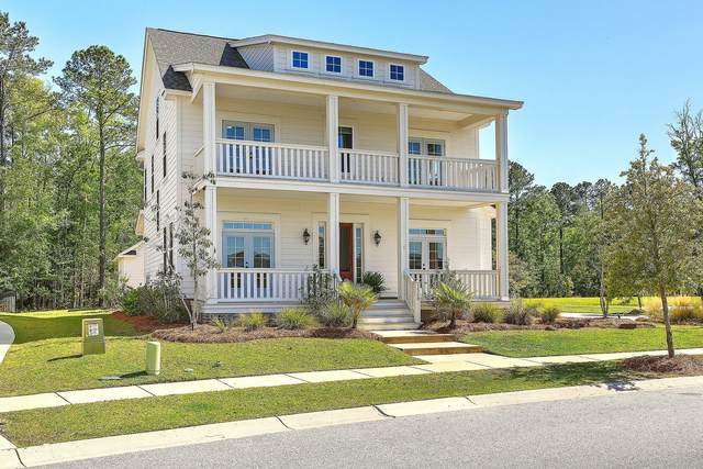 1529 Bourne Crossing, Mount Pleasant, SC 29466 (#21009885) :: The Gregg Team