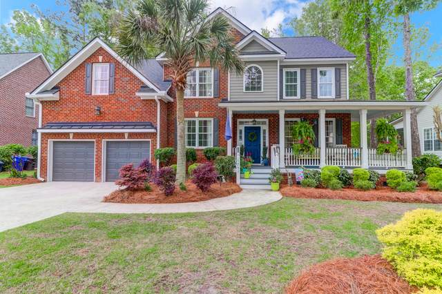 1757 James Basford Place, Mount Pleasant, SC 29466 (#21009910) :: The Cassina Group