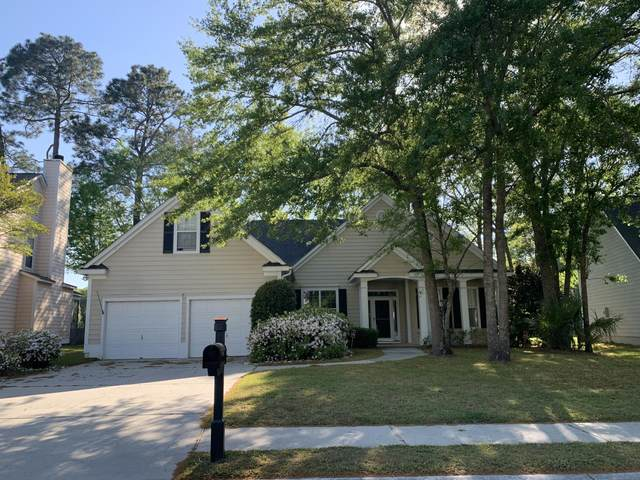 2848 Colonnade Drive, Mount Pleasant, SC 29466 (#21010008) :: Realty ONE Group Coastal