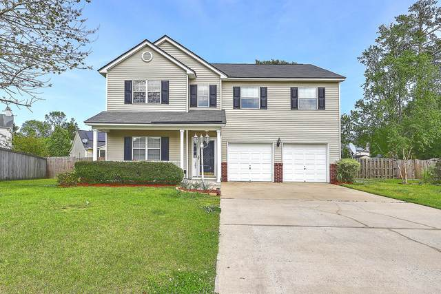 105 Lakewood Drive, Summerville, SC 29485 (#21010031) :: The Cassina Group