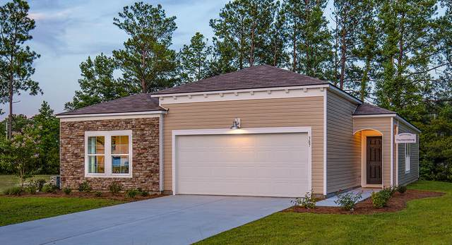 142 Lucky Day Drive, Summerville, SC 29486 (#21010098) :: The Cassina Group
