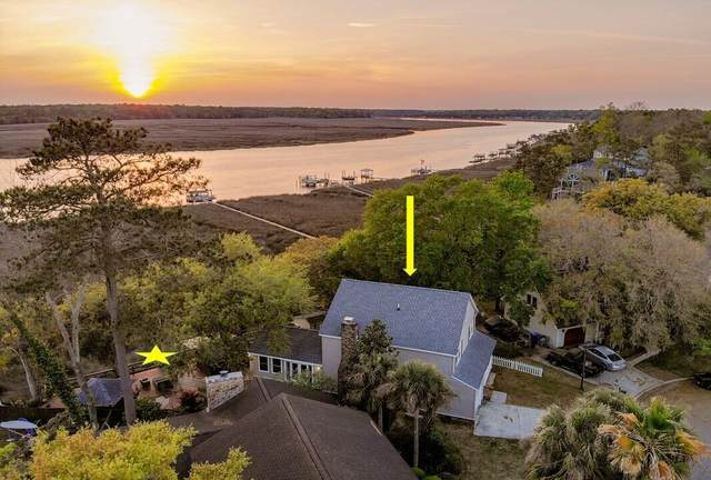 5703 St Angela Drive, North Charleston, SC 29418 (#21010101) :: Realty ONE Group Coastal