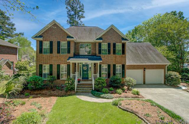 203 Kenilworth Road, Summerville, SC 29485 (#21010114) :: The Cassina Group