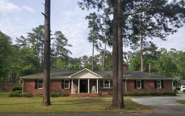 400 Ireland Hills Drive, Walterboro, SC 29488 (#21010115) :: The Gregg Team