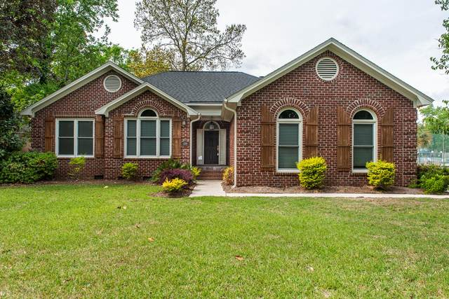 1350 Hidden Lakes Drive, Mount Pleasant, SC 29464 (#21010139) :: The Gregg Team