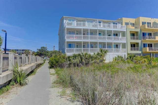 111 E Arctic Avenue #202, Folly Beach, SC 29439 (#21010161) :: The Gregg Team