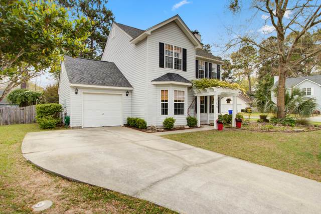 3254 Tabor Road, Mount Pleasant, SC 29466 (#21010164) :: The Gregg Team
