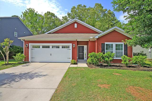 5408 Overland Trail, North Charleston, SC 29420 (#21010173) :: The Gregg Team