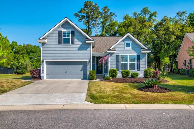 1392 Longspur Drive, Mount Pleasant, SC 29466 (#21010179) :: The Gregg Team