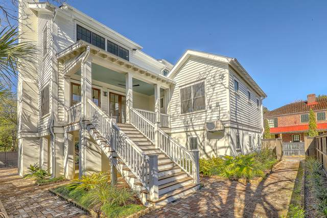146 Bull Street, Charleston, SC 29401 (#21010198) :: The Cassina Group