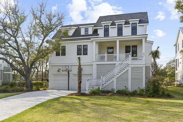 668 Cedar Point Drive, Charleston, SC 29412 (#21010221) :: The Gregg Team