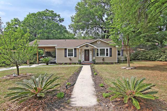 4338 Flynn Drive, North Charleston, SC 29405 (#21010223) :: The Cassina Group