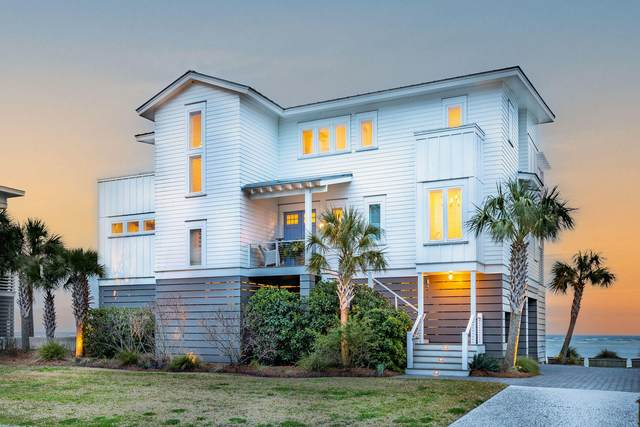 3013 Marshall Boulevard, Sullivans Island, SC 29482 (#21010234) :: The Gregg Team