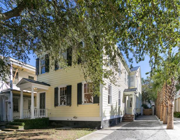 22 Council Street, Charleston, SC 29401 (#21010268) :: The Cassina Group