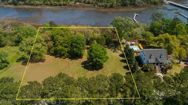 1445 Island Creek Trail, Johns Island, SC 29455 (#21010291) :: The Cassina Group