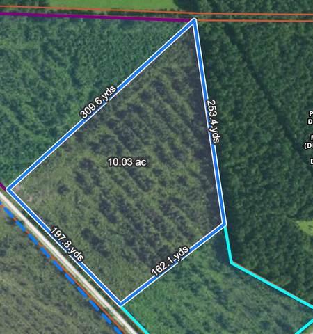 0 Walleye Road, Bonneau, SC 29431 (#21010394) :: The Cassina Group