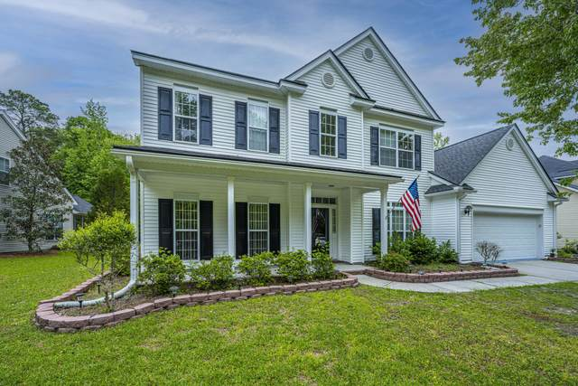 815 Beverly Drive, Summerville, SC 29485 (#21010397) :: The Cassina Group