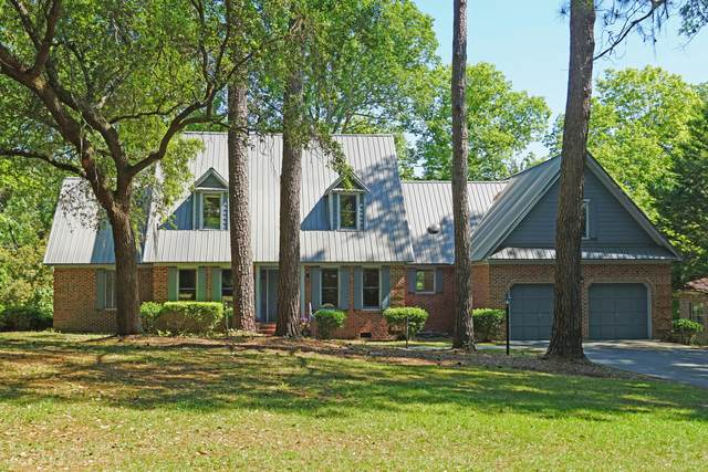 100 Broad River Drive, Santee, SC 29142 (#21010410) :: The Cassina Group