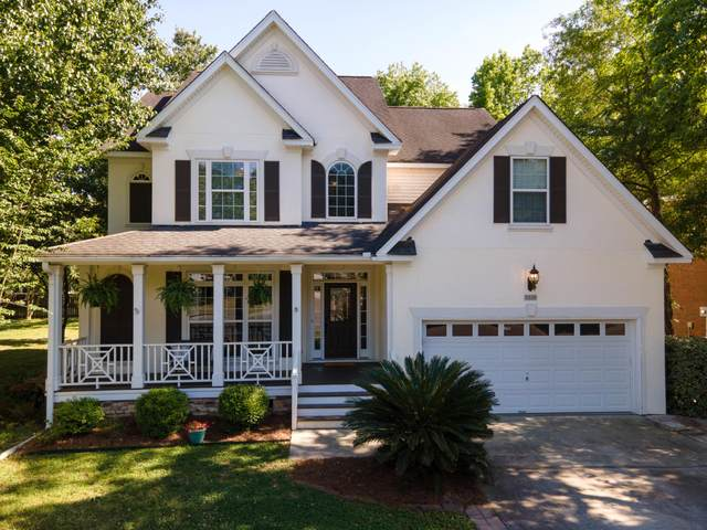 5519 Gallatin Lane, North Charleston, SC 29420 (#21010438) :: Flanagan Home Team