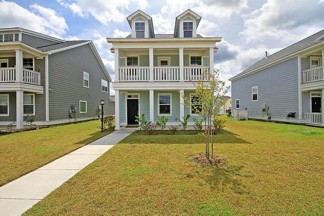 105 Yorkshire Drive, Moncks Corner, SC 29461 (#21010440) :: The Cassina Group