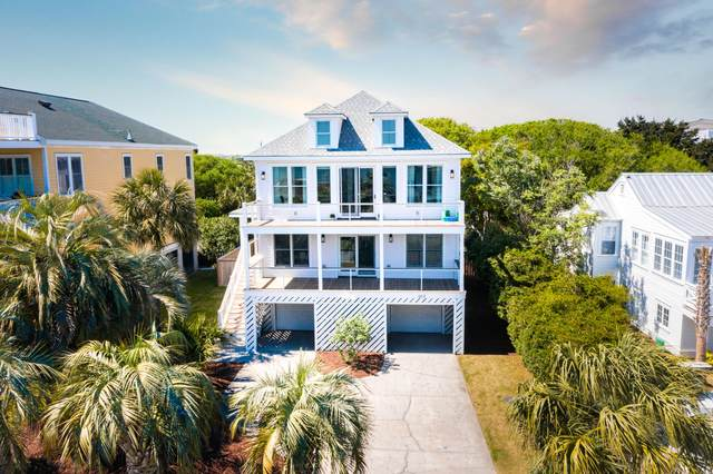 603 Ocean Boulevard, Isle Of Palms, SC 29451 (#21010479) :: The Cassina Group