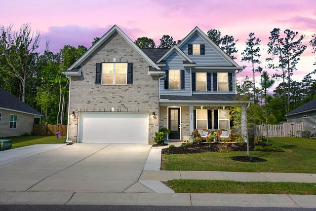 219 Olympic Club Drive, Summerville, SC 29483 (#21010485) :: The Cassina Group