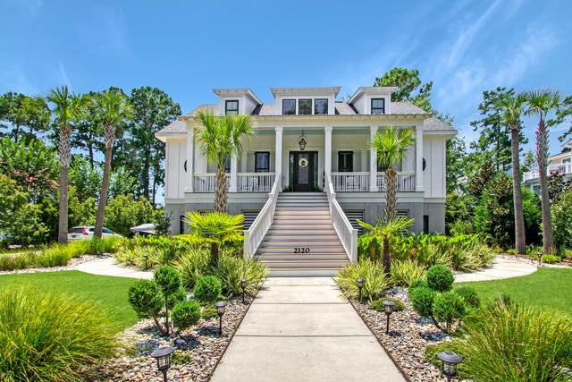 2120 Malcolm Road, Mount Pleasant, SC 29466 (#21010500) :: The Cassina Group