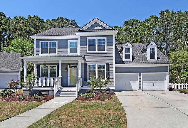 1545 Guilford Court, Mount Pleasant, SC 29466 (#21010512) :: The Cassina Group