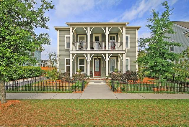 246 Great Lawn Drive, Summerville, SC 29486 (#21010518) :: The Cassina Group