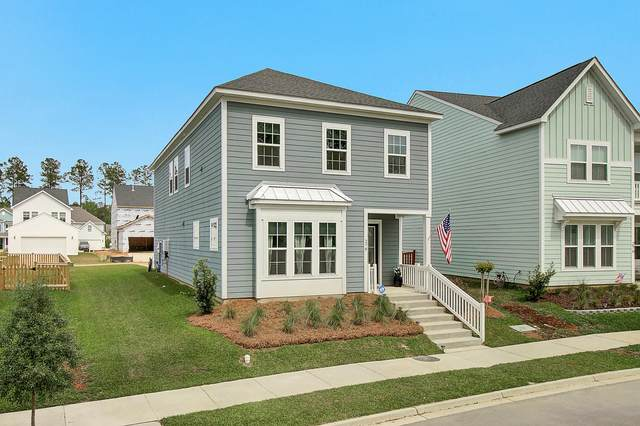 278 Oak View Way, Summerville, SC 29483 (#21010530) :: Realty ONE Group Coastal