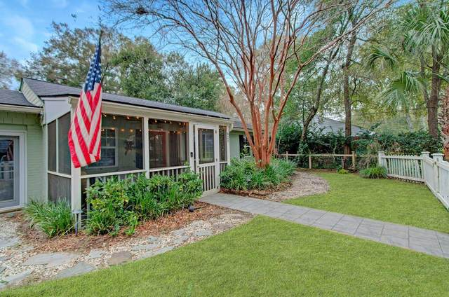 624 Ruby Drive, Mount Pleasant, SC 29464 (#21010537) :: The Cassina Group