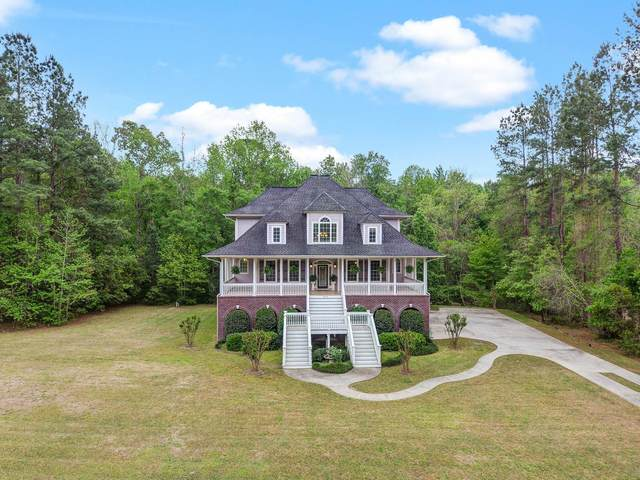 504 Cypress Point Drive, Summerville, SC 29486 (#21010563) :: The Cassina Group