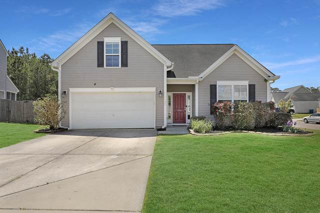 409 Stoney Field Drive, Moncks Corner, SC 29461 (#21010569) :: The Cassina Group