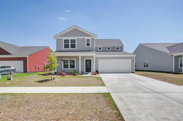 138 Lucca Drive, Summerville, SC 29486 (#21010711) :: The Cassina Group
