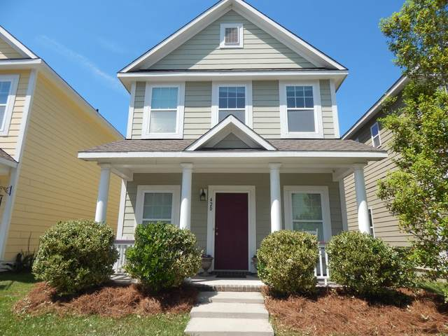 420 Forsythia Avenue, Summerville, SC 29483 (#21010736) :: Flanagan Home Team