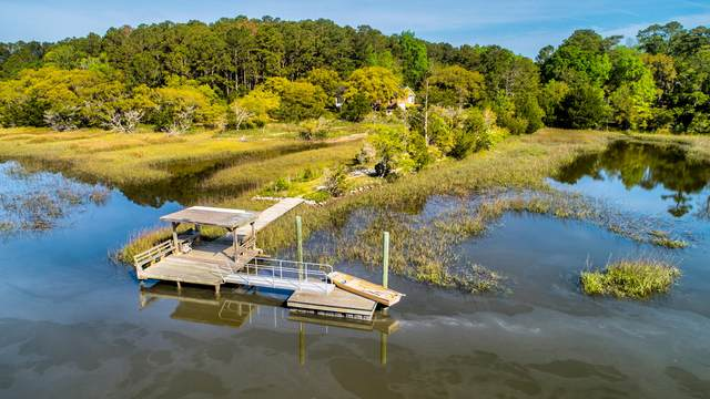 7787 Seafield Road, Yonges Island, SC 29449 (#21010750) :: The Cassina Group