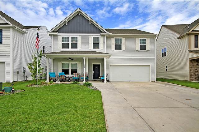351 Dunlin Drive, Summerville, SC 29486 (#21010782) :: Flanagan Home Team