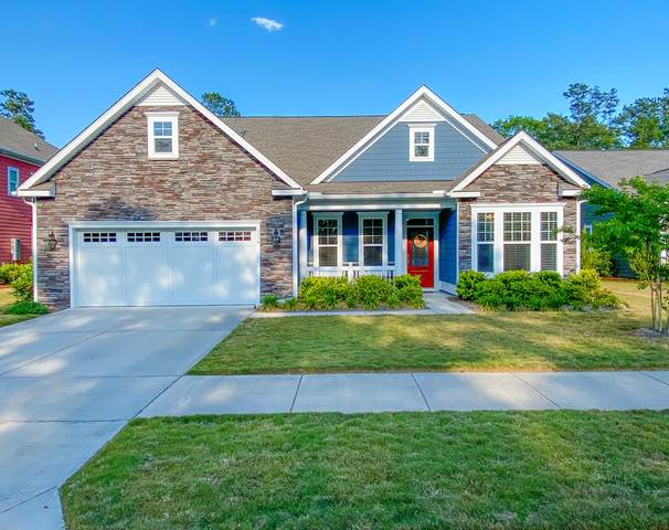 116 Headwaters Drive, Summerville, SC 29483 (#21010825) :: Realty ONE Group Coastal