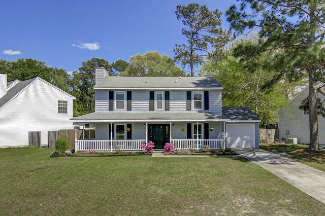 142 Traders Station Road, Summerville, SC 29486 (#21010897) :: The Cassina Group