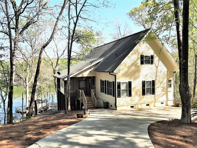 334 Overton Road, Santee, SC 29142 (#21010923) :: The Cassina Group
