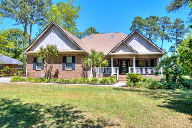 313 Lake Arbu Drive, Manning, SC 29102 (#21010926) :: The Cassina Group