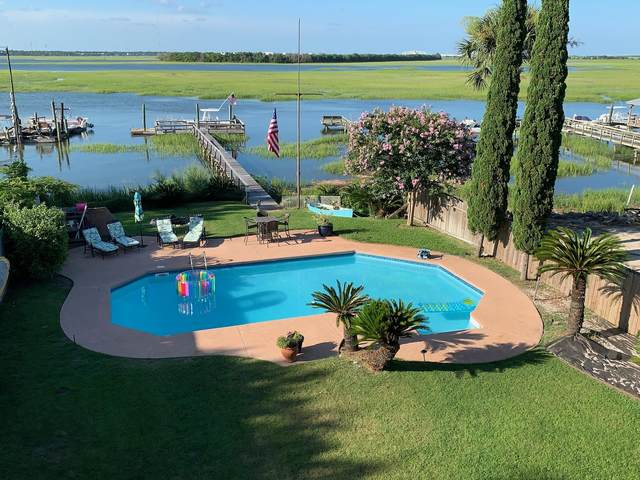 1420 Thompson Avenue, Sullivans Island, SC 29482 (#21010963) :: The Cassina Group