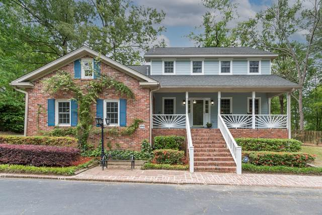 100 Lakeview Drive, Summerville, SC 29485 (#21010964) :: Realty ONE Group Coastal