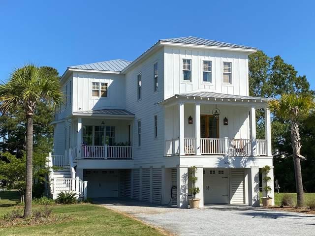 3046 S Shore Drive, Charleston, SC 29407 (#21011020) :: The Cassina Group