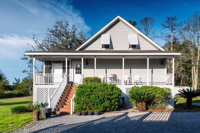 8490 Chisolm Plantation Road, Edisto Island, SC 29438 (#21011078) :: The Cassina Group