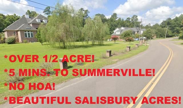 0 Wannamaker Avenue, Summerville, SC 29485 (#21011096) :: Realty ONE Group Coastal