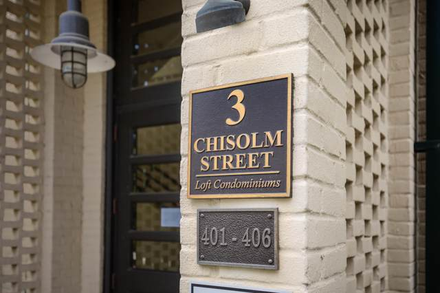 3 Chisolm Street #402, Charleston, SC 29401 (#21011148) :: The Cassina Group